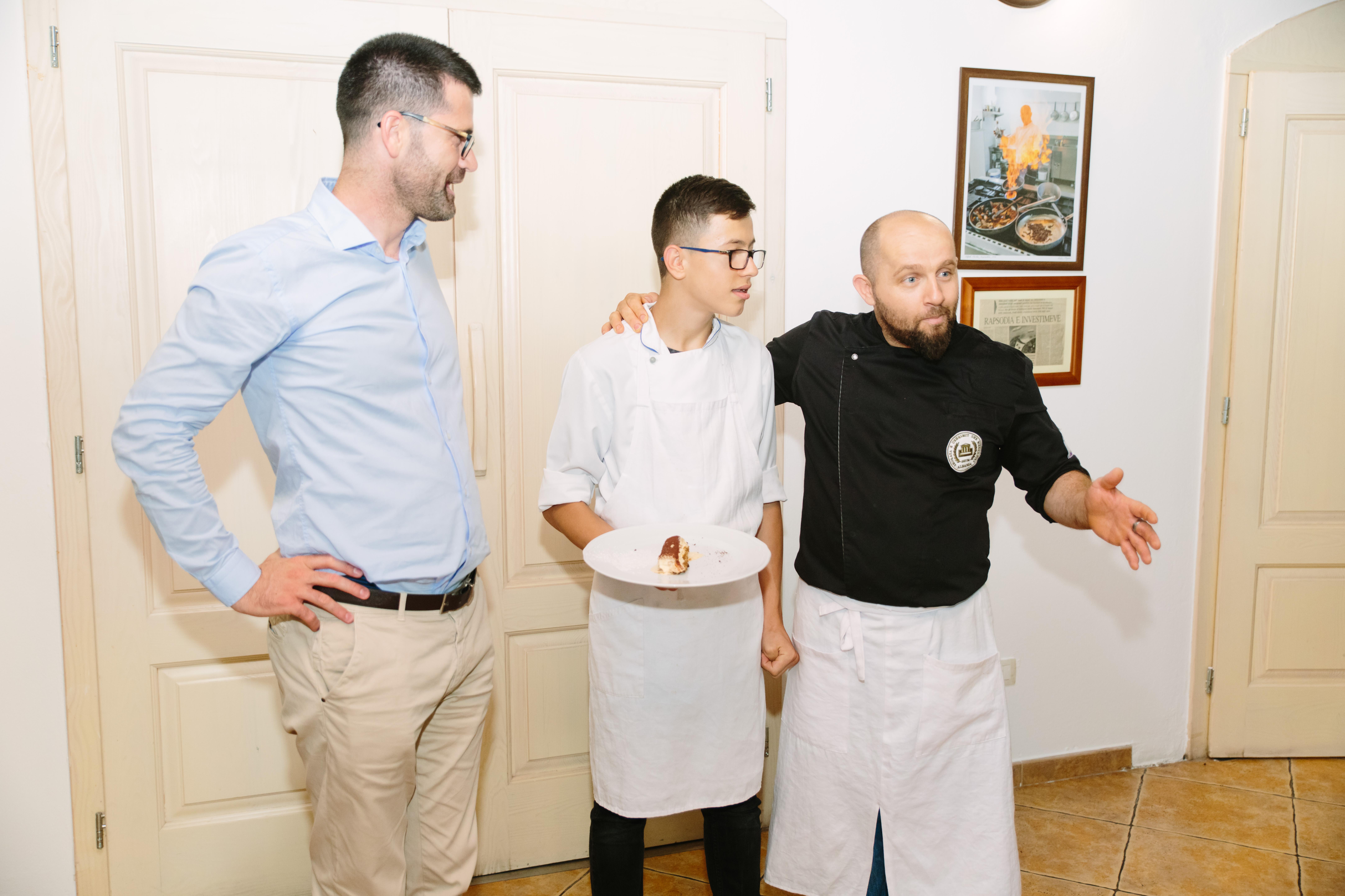 Lezha model: good vet apprenticeships in Albania