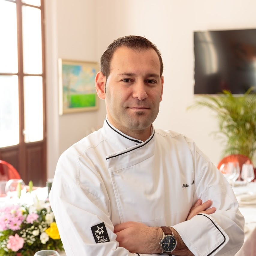 Chef Aldo Mehmeti: Making The Best Out Of Social Distancing Restrictions