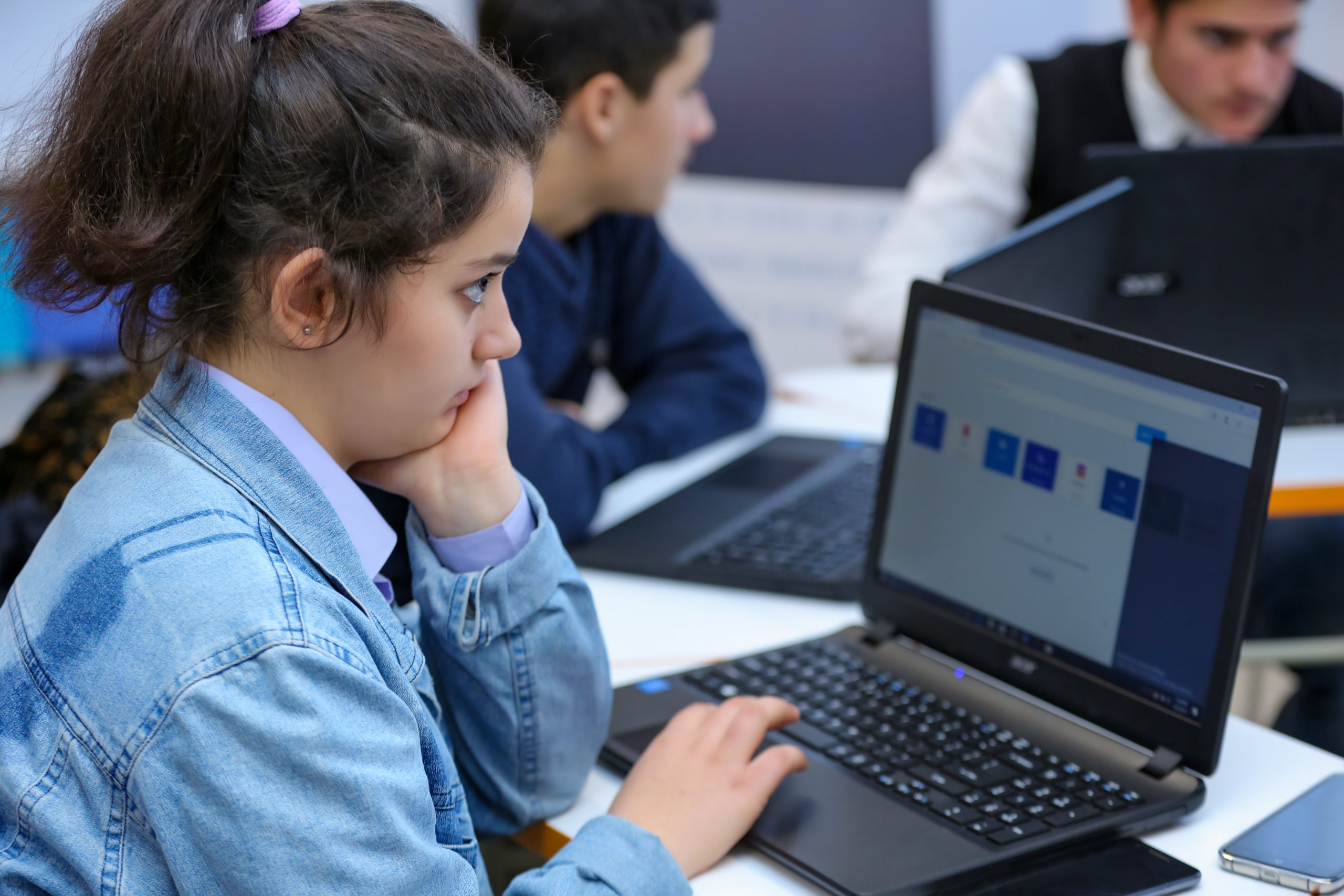Albanian vet schools will soon benefit from an ict curriculum aligned with sector requirements
