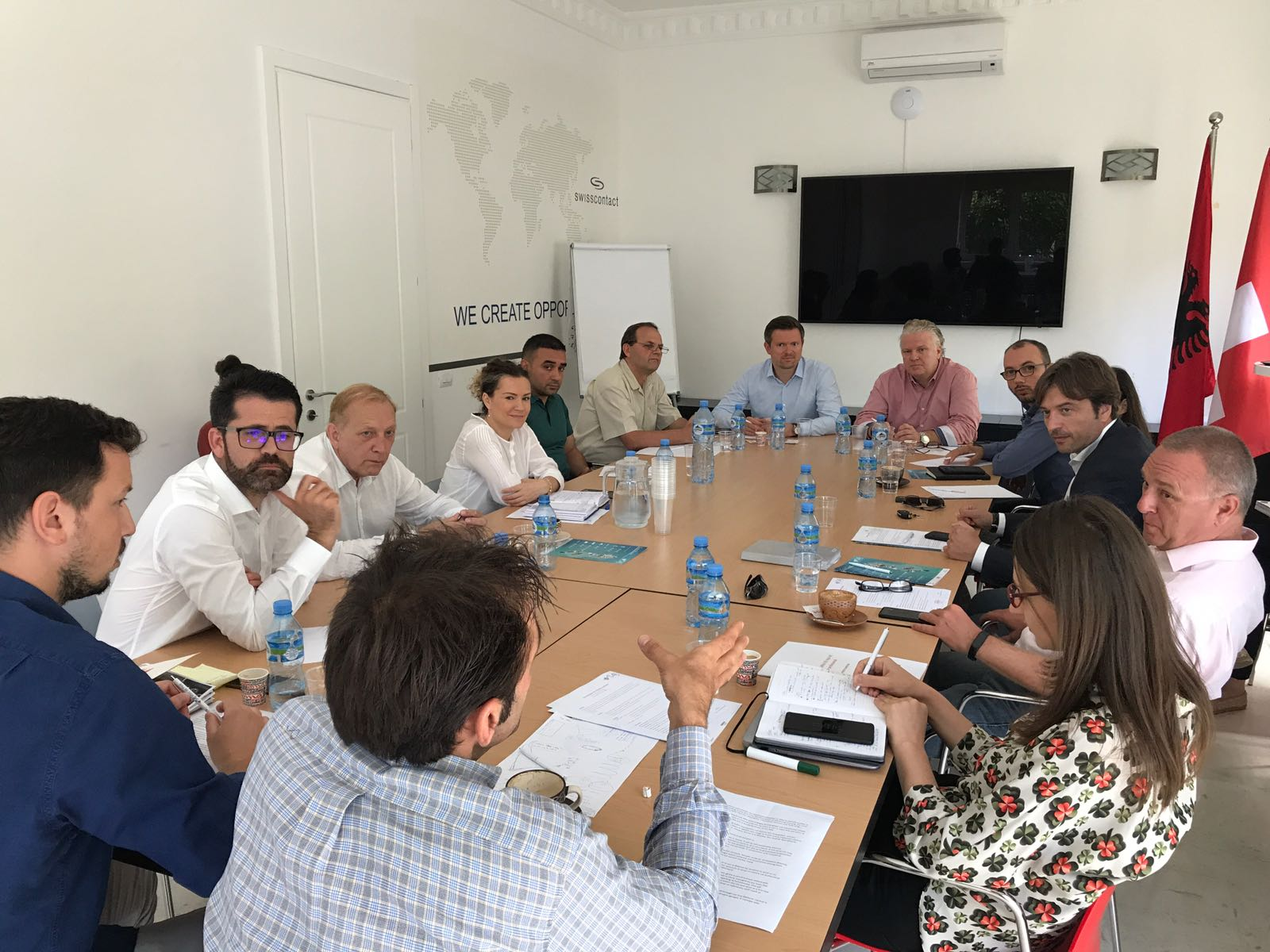 GERMAN AND ALBANIAN EXPERTS DISCUSS THE FUTURE OF E-MOBILITY IN ALBANIA