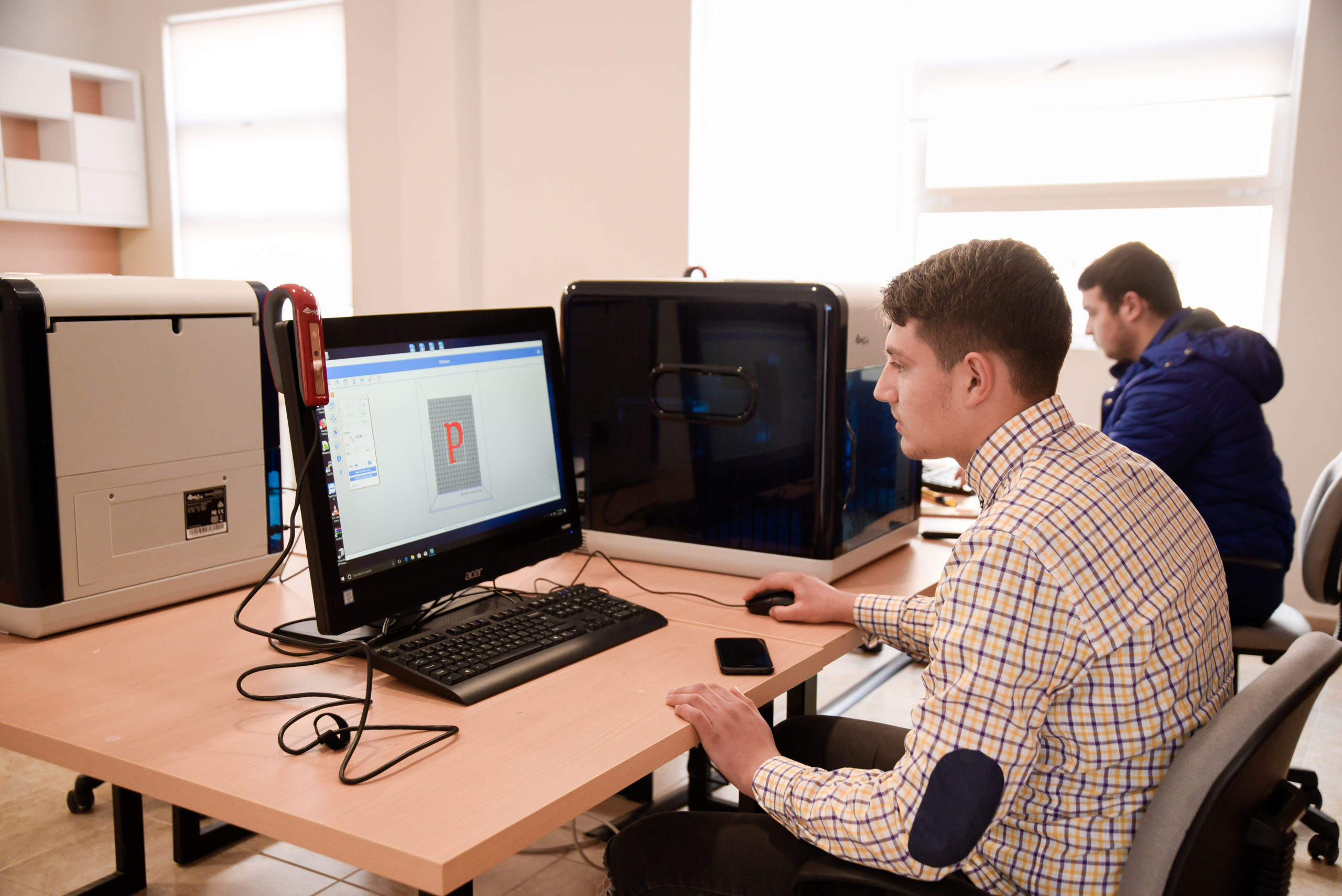 "3D PRINTING TRAINING STARTED AT ""PAVARËSIA"" SCHOOL IN VLORA"