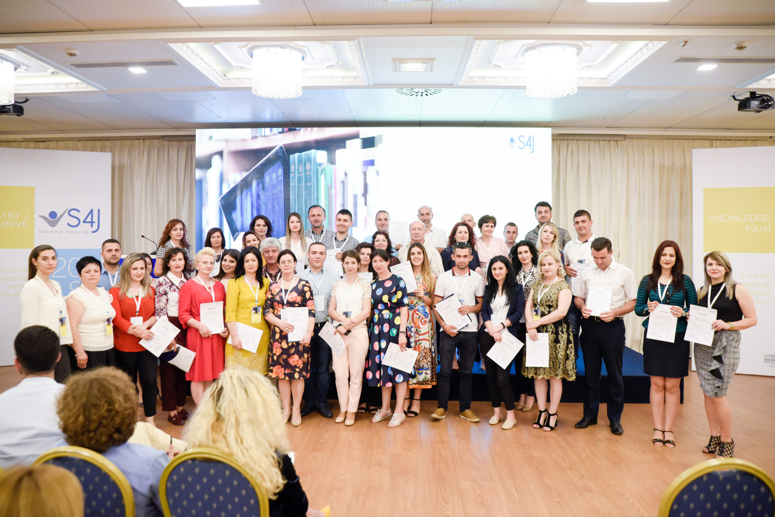 58 TEACHERS AND INSTRUCTORS CERTIFIED IN 'BASICS OF DIDACTICS'