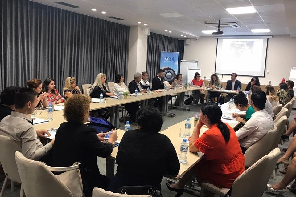 Establishing regional dialogue platforms for skills development
