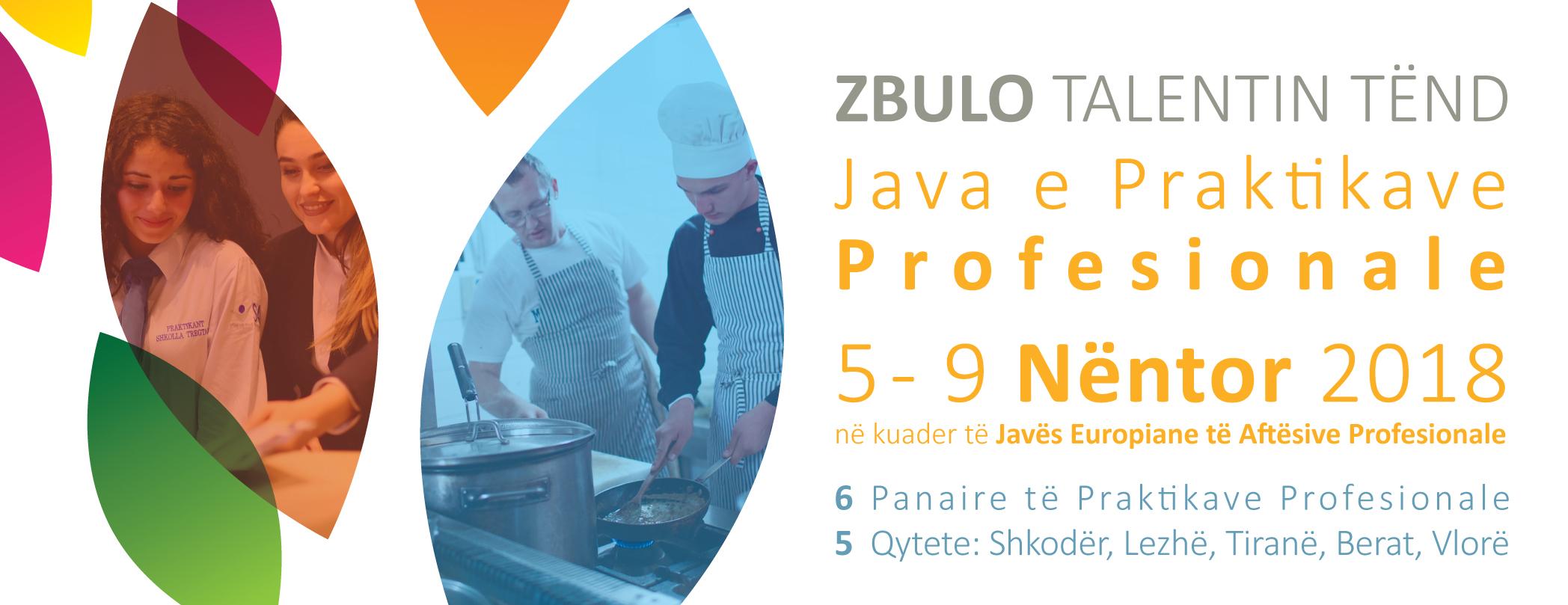 Java e praktikave profesionale afatgjata e organizuar nga ' Aftësi për punë' S4J