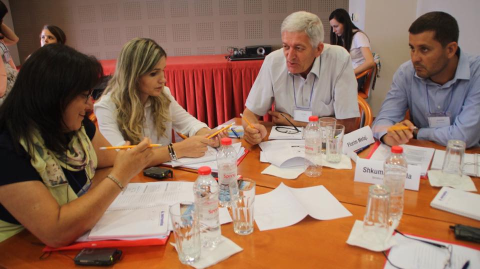 Management staff from s4j partner schools participate in summer school on educational leadership