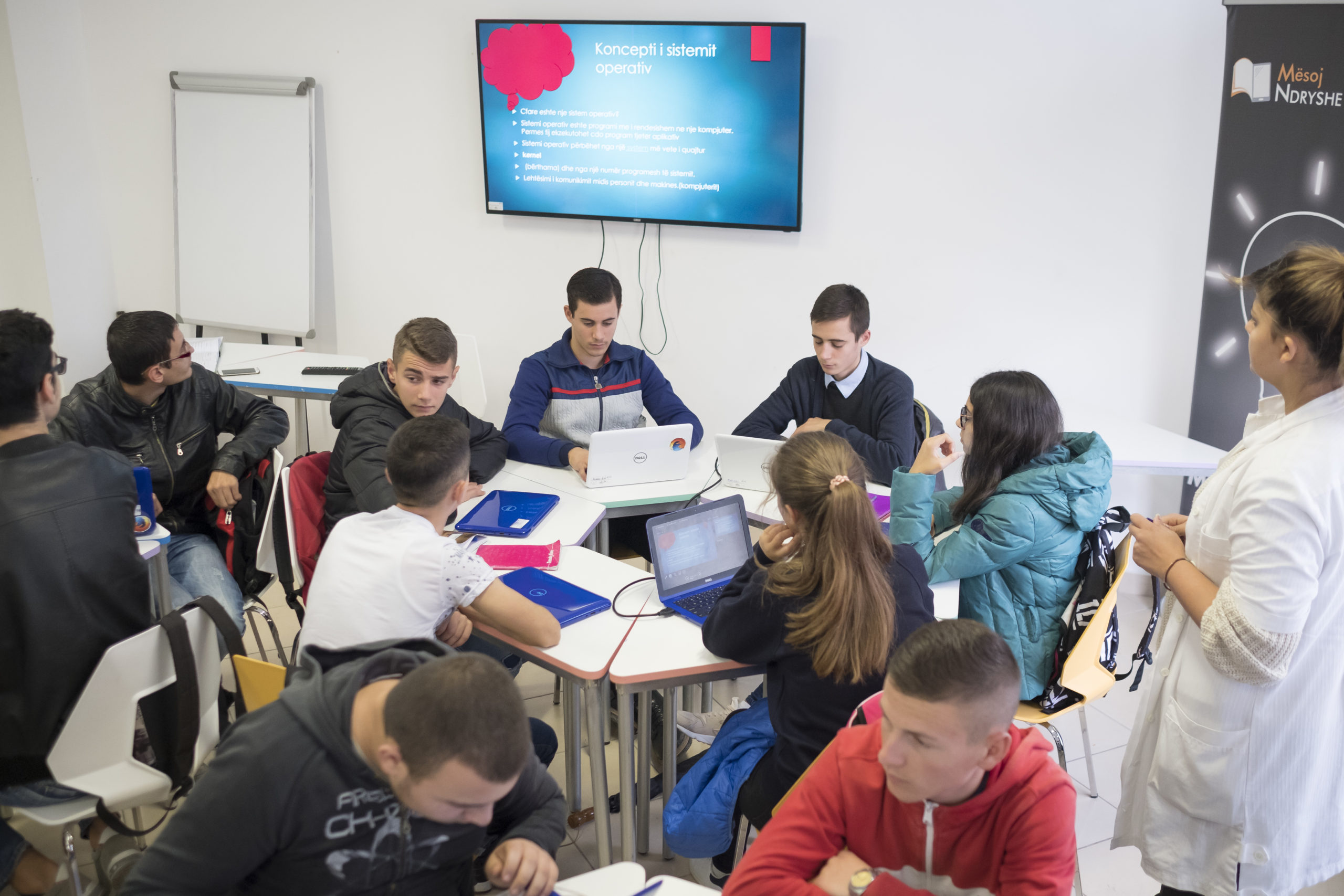 MAKING LEARNING MORE ATTRACTIVE FOR STUDENTS AND TEACHERS