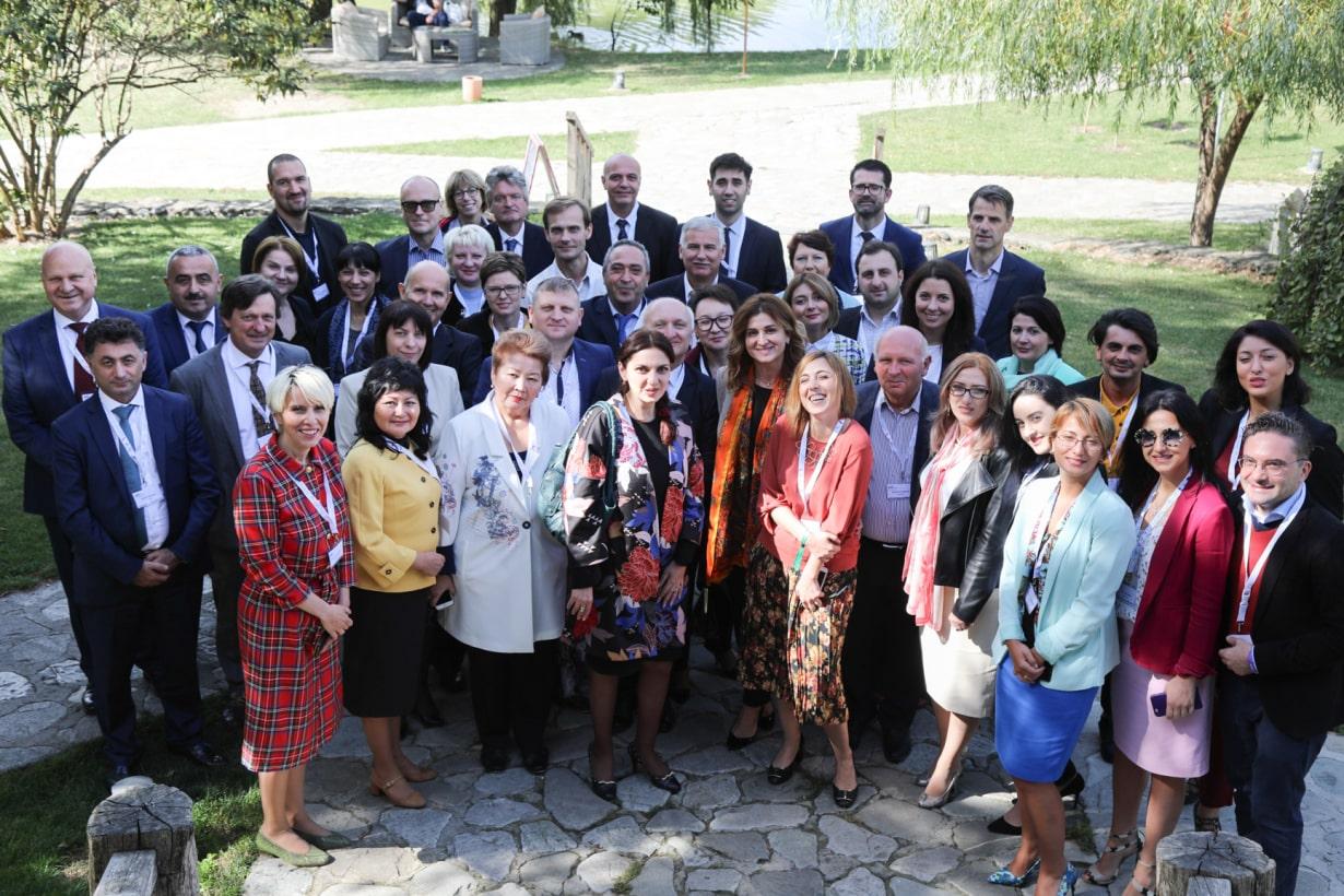 S4J prezanton modelin e praktikave profesionale afatgjata në forumin rajonal të partneritetit lindor