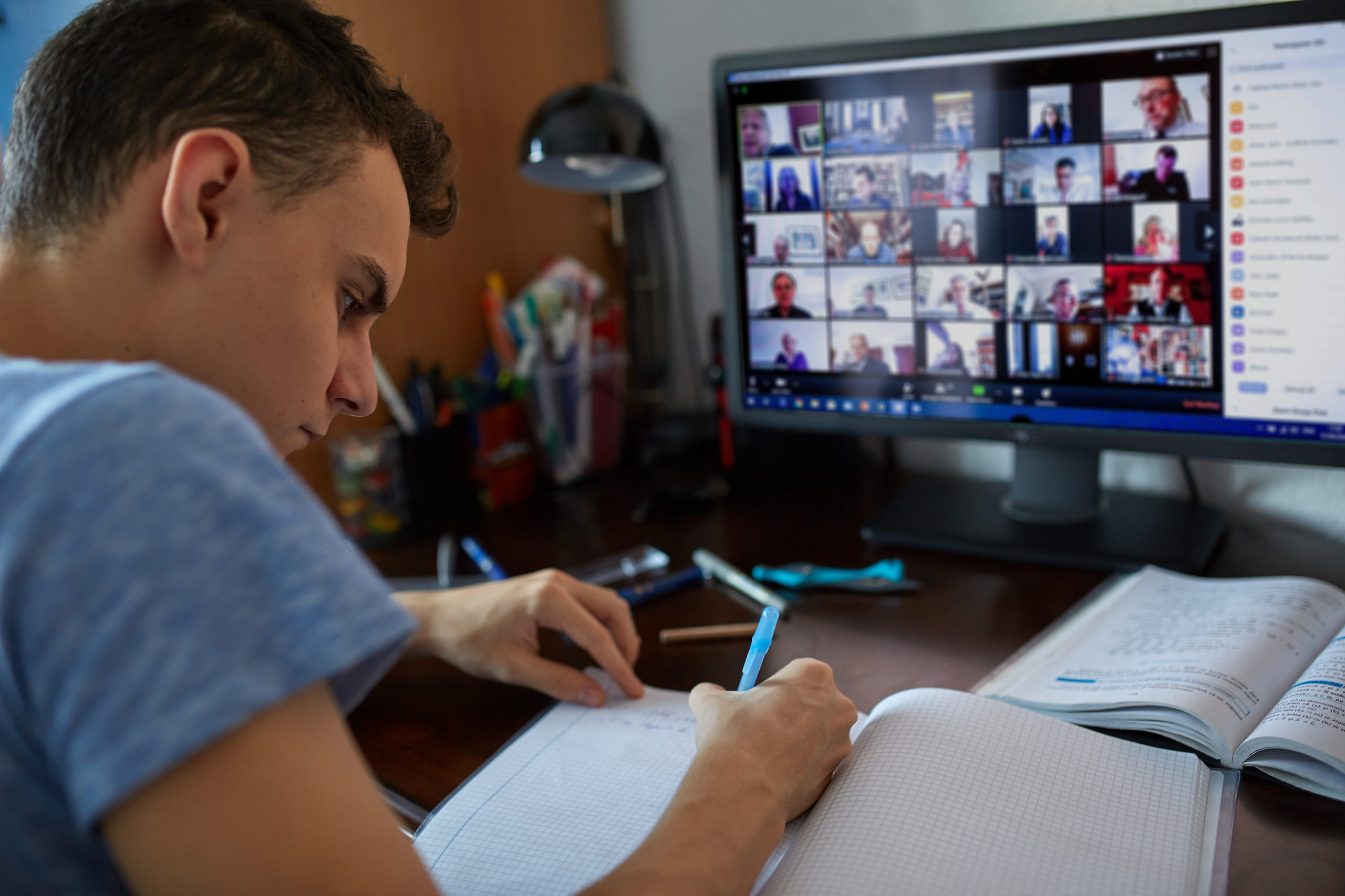 'Mësovet' platform: distance learning for VET students