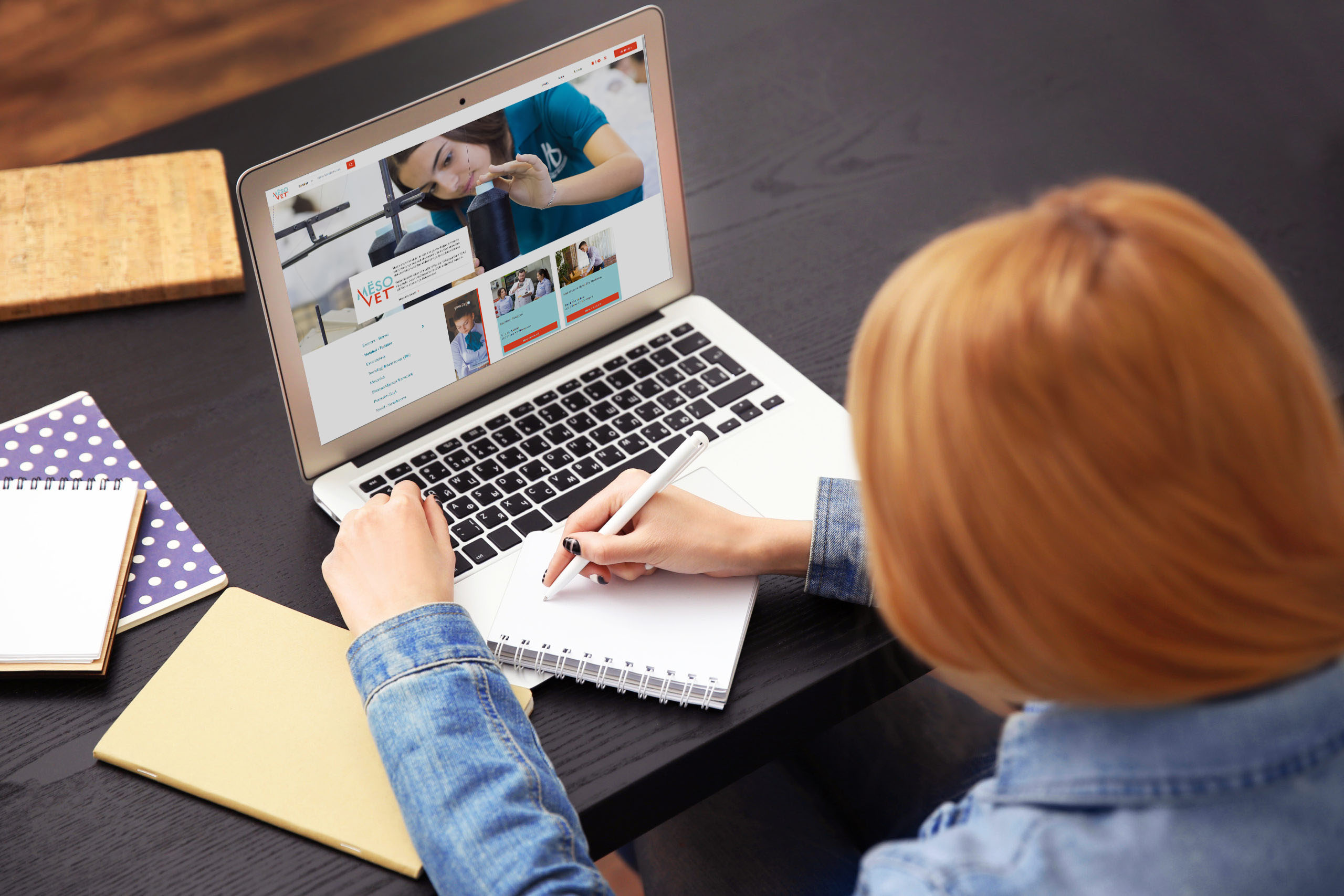 Platforma online MësoVET